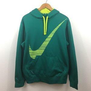 Nike Fleece Pullover Hoodie Size S